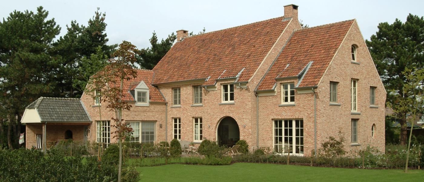 Landelijke stijl bouwen nieuw te bouwen hob met landelijk for Landelijke villa bouwen